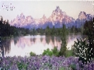 Puzzle of the Grand Teton